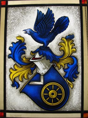 Glaserei Elsemann - Oestrich-Winkel - Wappen